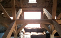 timber frame barn engineering