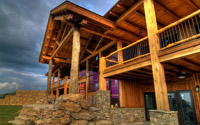 log home heavy timber engineering