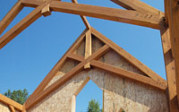 timber frame engineering chapel
