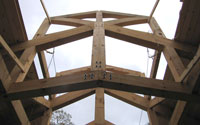 timber frame engineering