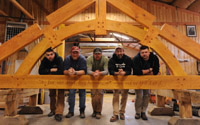 heavy timber truss engineering